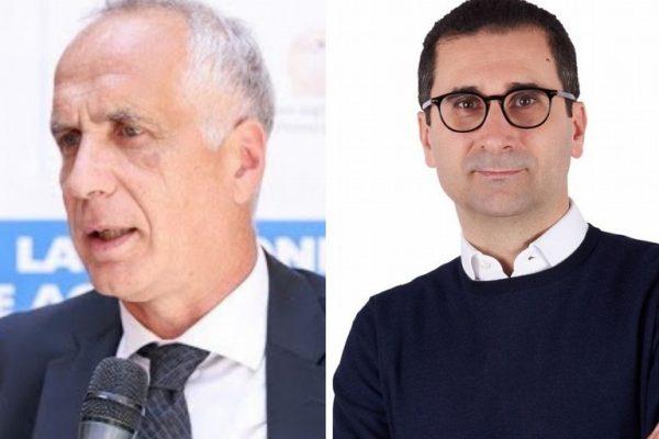 Francesco Cupertino e Umberto Fratino