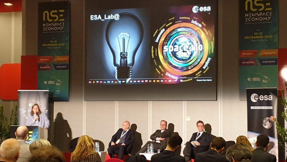 Al Politecnico di Bari del secondo ESA Lab Italiano